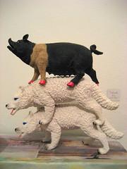 Melanie's Art Show