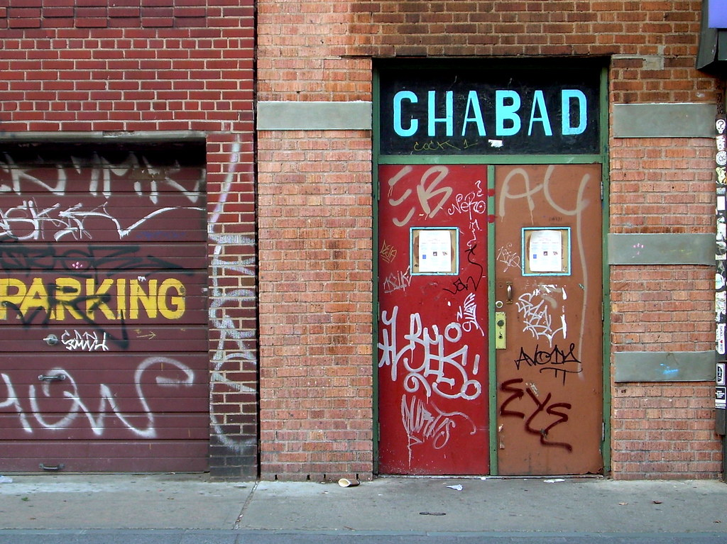 chabad, williamsburg