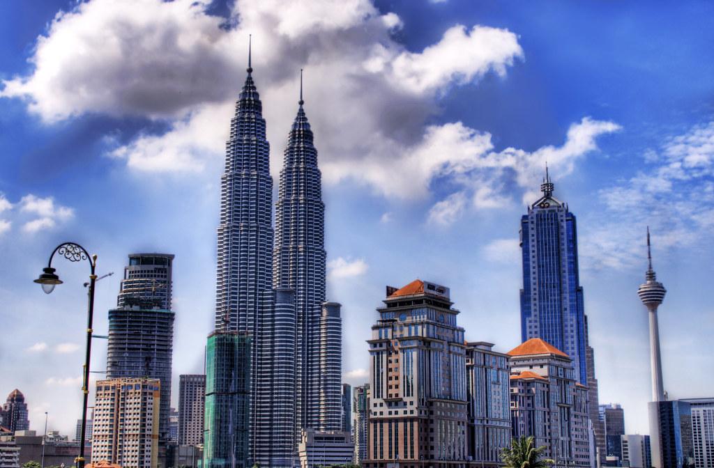 Sunny Day in Kuala Lumpur