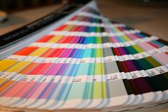 Pantone formula guide (jepoirrier) Tags: colors calibration formula guide coated pantone