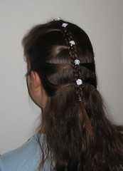 5-strand basic 'cage' braid