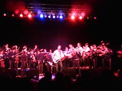 calexico/mariachi concert