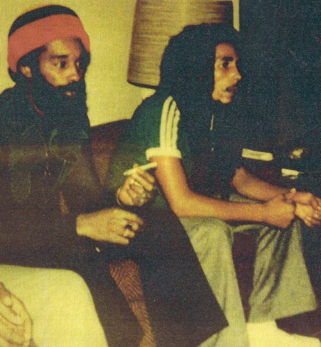 Bob Marley and Blazing B. - Jamaica, W. I.