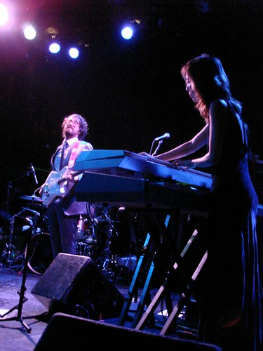 Sean Lennon @ the Bowery Ballroom, 12/19/06