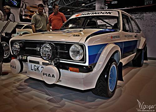 Ford Escort Mk2 rally | Flickr