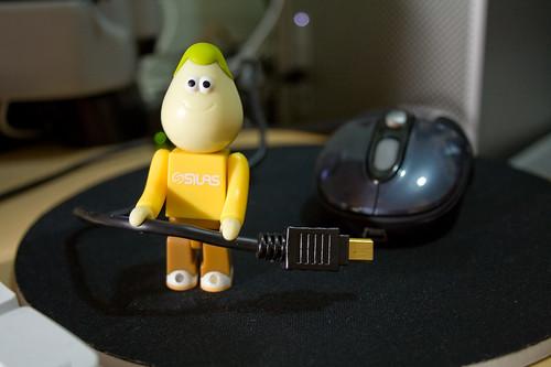 My first plug...