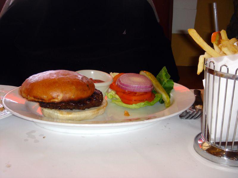 Ze Hamburger