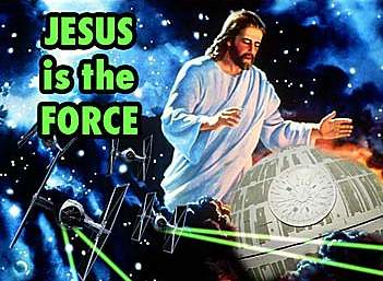 jesus force