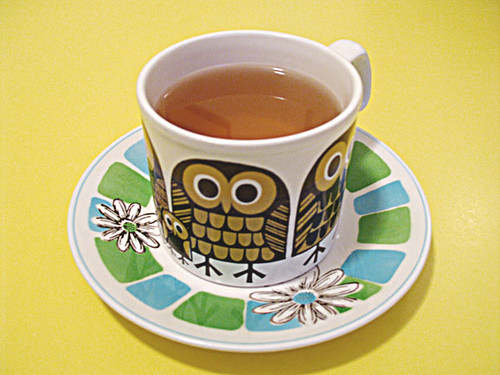 Owly tea for me