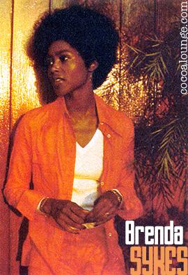 Actress, Brenda Sykes