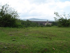 Another view of Linganamakki Dam in the distance
