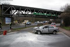 Verkehrsunfall Mainzer Str. 22.01.07