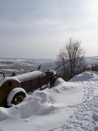 View at Jims Cabin