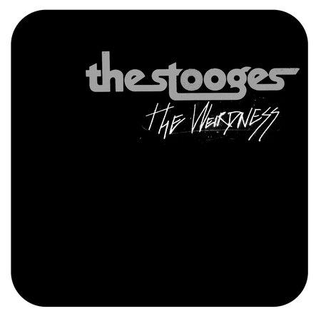 The Stooges - The Weirdness cover art