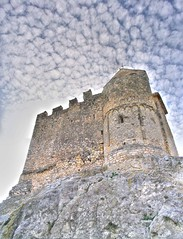 The Romanesque hermitage (SantiMB.Photos) Tags: panorama espaa castle church spain searchthebest iglesia calafell catalunya hermitage romanesque espagne castillo hdr tarragona ermita espanya romnico blueribbonwinner tonemapping baixpeneds singleraw artizen abigfave impressedbeauty bicri510006601