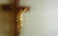 Blurred Crucifix