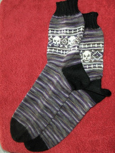 Jack Sparrow's Favorite Socks
