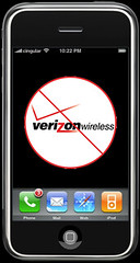 Verizon Wireless and Apple's iPhone