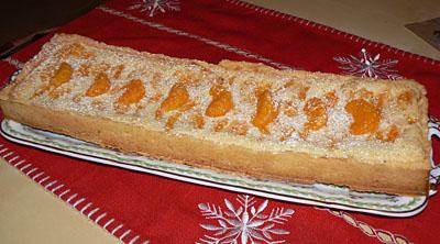 Tarte mandarine  2