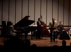 USF Jazz Faculty ensemble with Dan Haerle