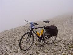 20 kg lightweight bike (webted) Tags: mountain france bicycle 10 no frankrijk steep fiets flanken klim vriend helling novideo lightweight montventoux steil 20kg 22km lichtgewicht strijdros novideoonflickr