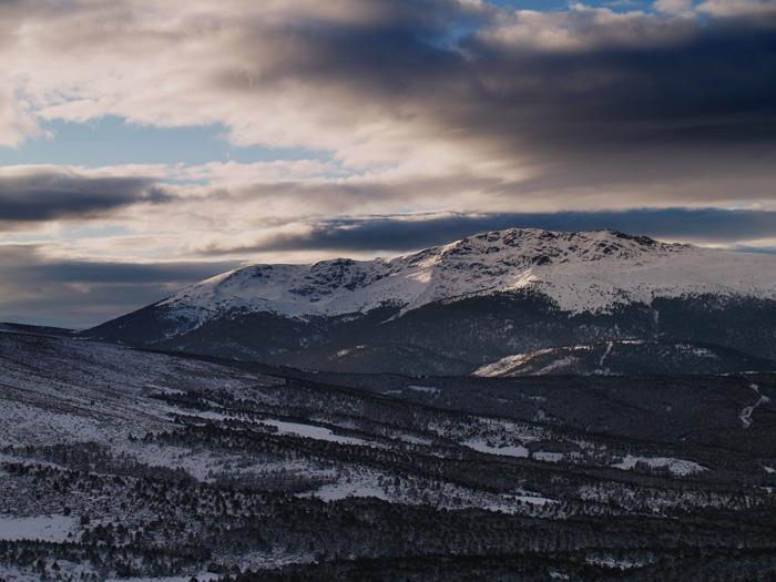 El ritmo de las montañas