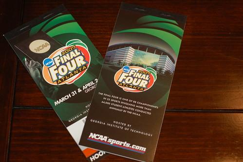 Final Four Tickets