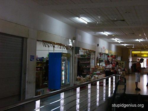Provision shop