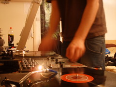 SSL10433 (Luke_23) Tags: long exposure slow technic turntables 1210 mixing decks