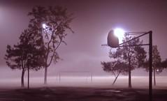 Fog (khurg100) Tags: light fog night contrast dark dream 2pair