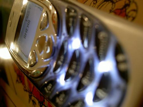 Mi viejo móvil