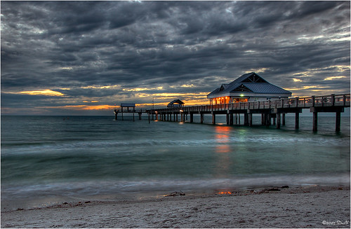 clearwater beach pier