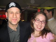 Greg Epstein and I