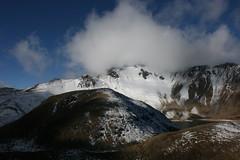 Crater Nevado de Toluca (vonKinder) Tags: mexico nieve crater cielo nubes montaa montaismo nevadodetoluca estadodemexico ltytr1 elserwmorntfeb