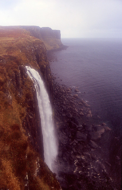 Red Kilt Rock