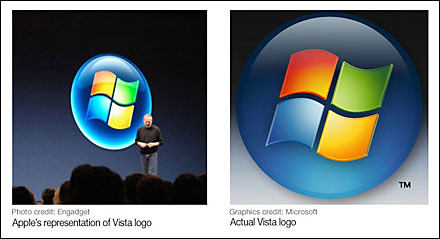 if apple released vista