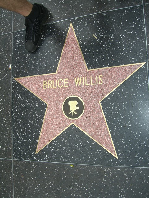 Bruce Willis by feivel2010