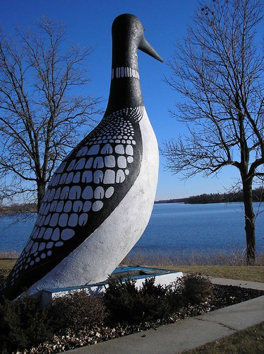 World's Largest Loon