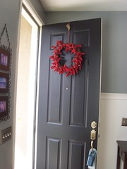 Front Door After The Undoing