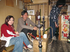 Shimokitazawa Hookah bar by jasonkrw