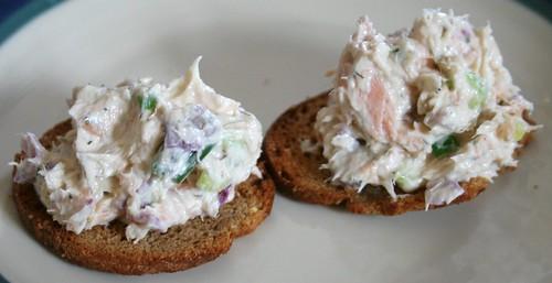 Salmon dip recipes