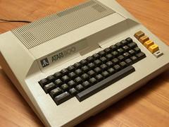 My Atari 800