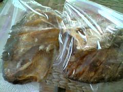 ปลาสลิดเค็ม