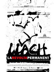 Póster y trailer de 'Llach: La revolta permanent'