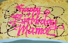 cake (totomai) Tags: birthday love philippines mother mama celebration seventy 70 pinas inay challengeyouwinner