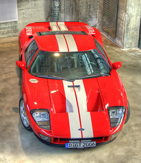 Ford GT (Ozan) Tags: auto ford car interestingness voiture explore gt hdr araba fordgt meilenwerk  3xp photomatix  otomobil uscars club300  meilenwerkdsseldorf