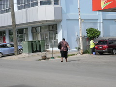Obesety is a big problem in Tonga. Today Tonga is the fattest country in the world!