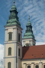 20160919 Budapest, Hungary 03512 (R H Kamen) Tags: budapest easterneurope hungary pest architecture buildingexterior church placeofworship rhkamen