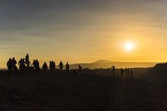 Sunset at the Salt Belt (niNobono) Tags: sanpedrodeatacama atacama atacamadesert sanpedro chile cordilleradelasal saltbelt saltmountains moonvalley valledelaluna sunset