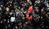 Seulo - Sardina. 2014 (piercarlobacchiphotography) Tags: seulo sardinia people wwwpiercarlobacchiphotographycom reportage italy fujifilmxt1 fujixf1855f284rlmois streetphotography barbagia human crowd